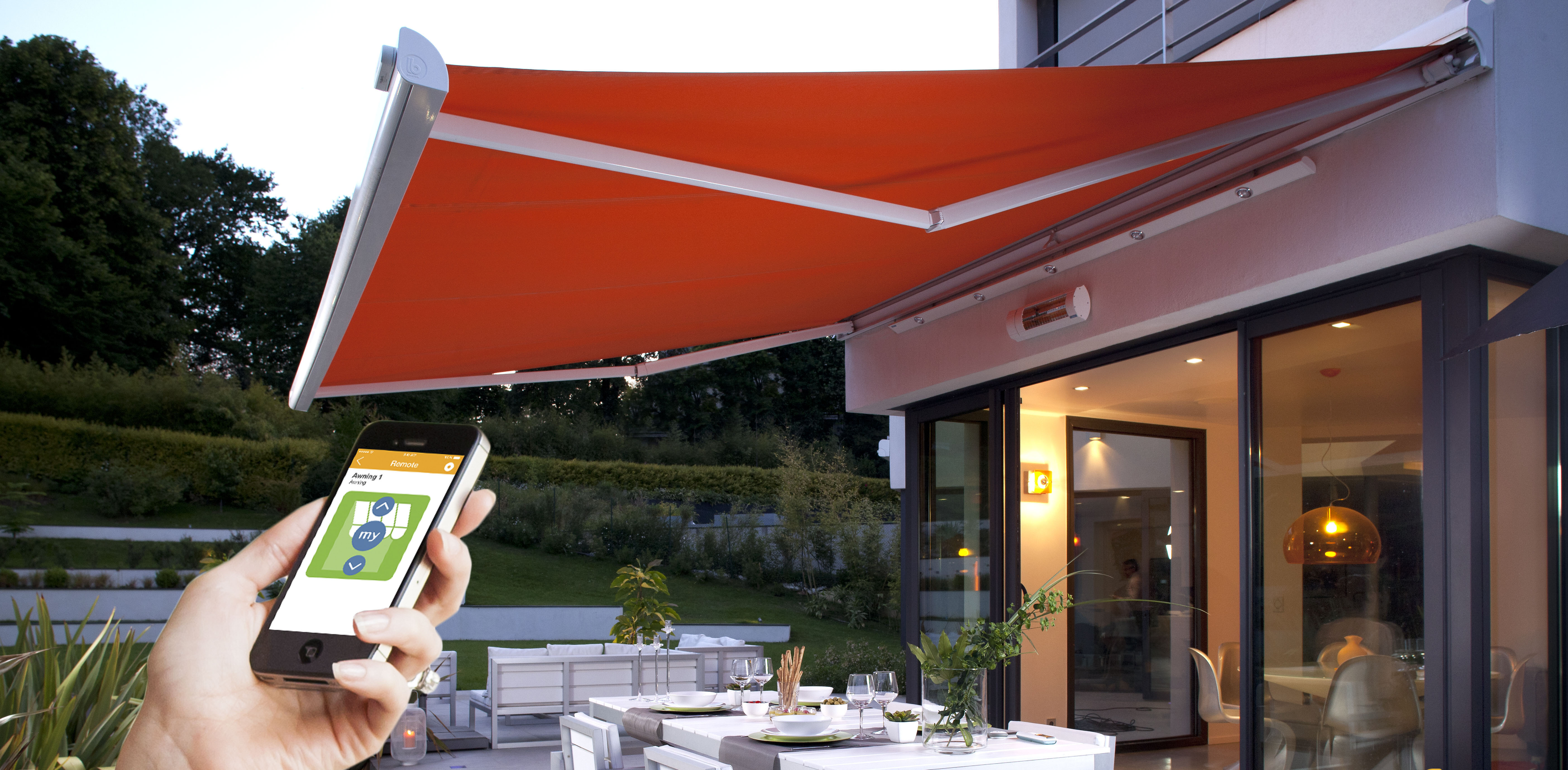 retractable awning banners arm awnings and curtains lateral bbq drop shades