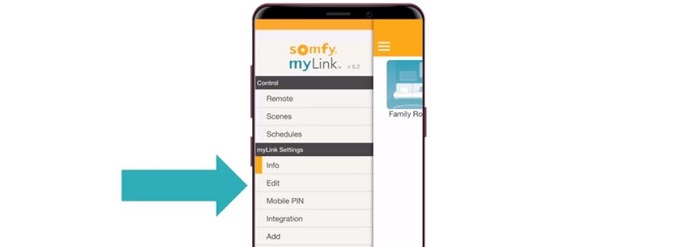 Somfy myLink™: Initial Setup & RTS Programming
