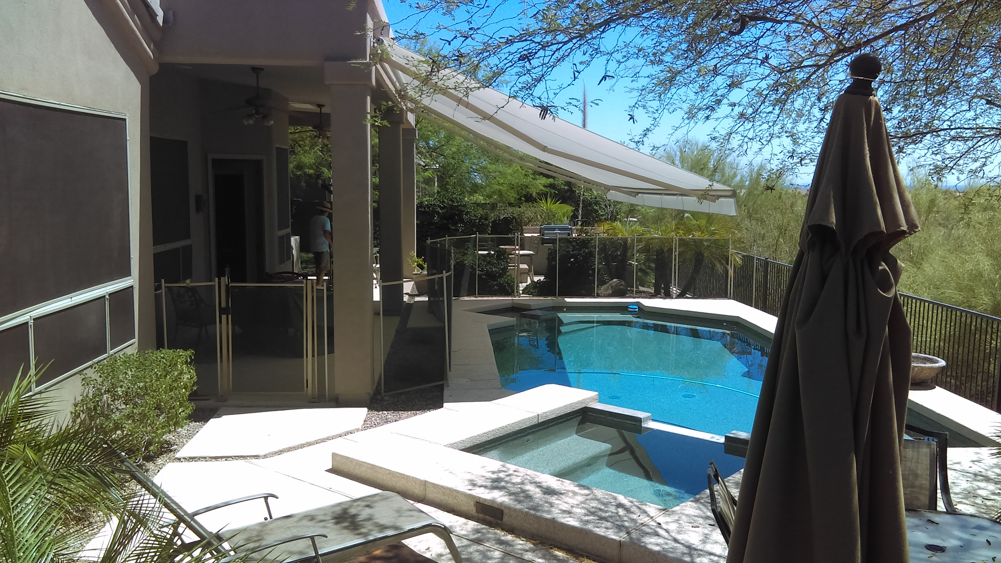 Patio And Window Solutions Proven In The Desertu0027s Heat And Sun