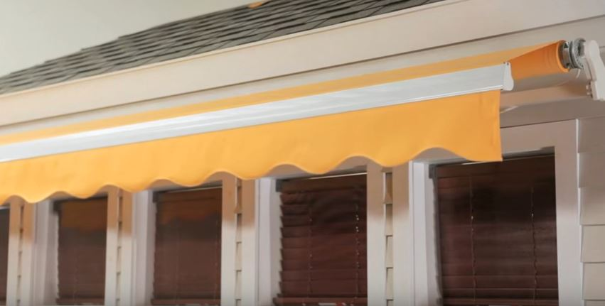 Beautiful How To Program Your Standard Awning Using A Sunea RTS Motor
