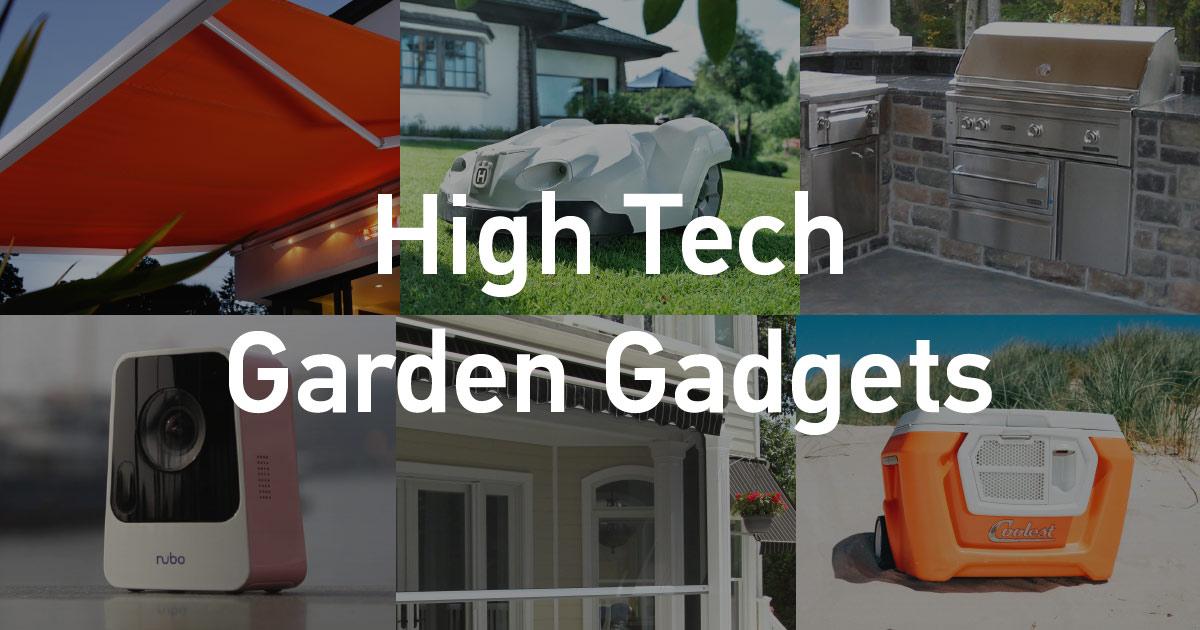 Gentil Fb High Tech Garden