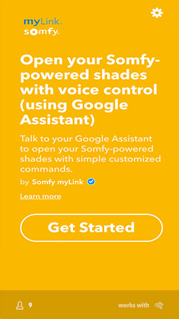 myLink is now compatible with IFTTT