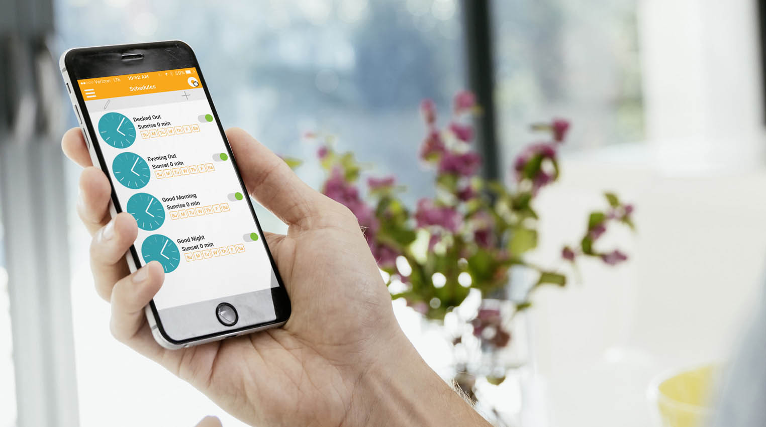 Somfy's myLink: Home automation for all your window coverings