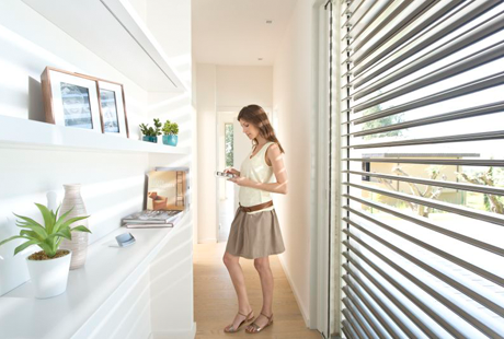 Motorize Your Blinds Shades And Automate Your Home With Somfy