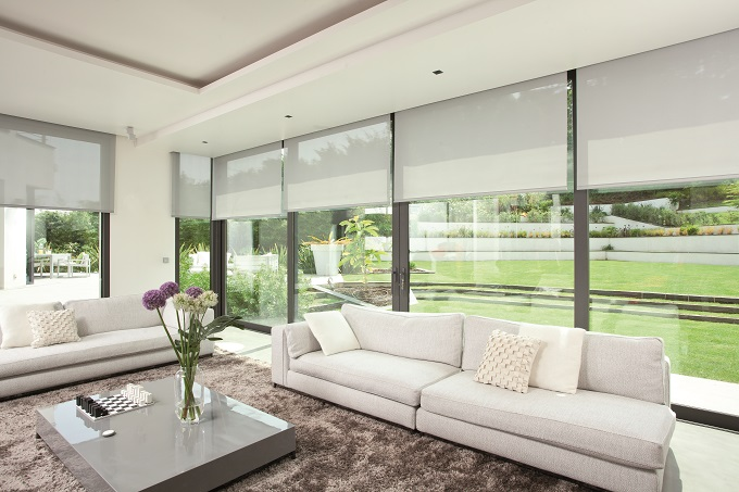 What do I do if my Somfy-motorized shades or blinds are ...
