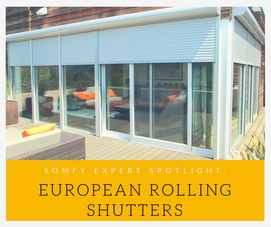 Expert spotlight european rolling shutters for European shutters
