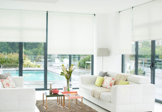 houzzimage somfy's mylink home automation for all your window coverings  at soozxer.org