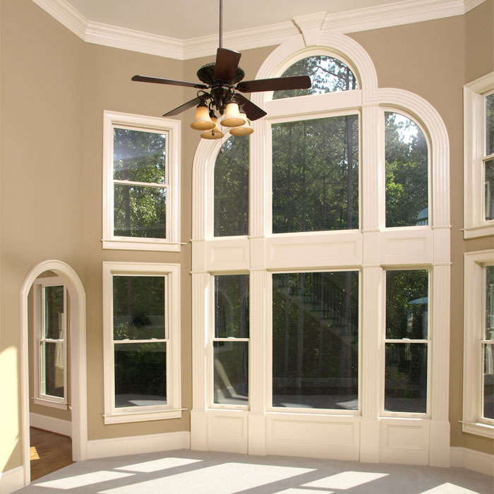 Large Foyer Window Replacement : Window treatment options topquality
