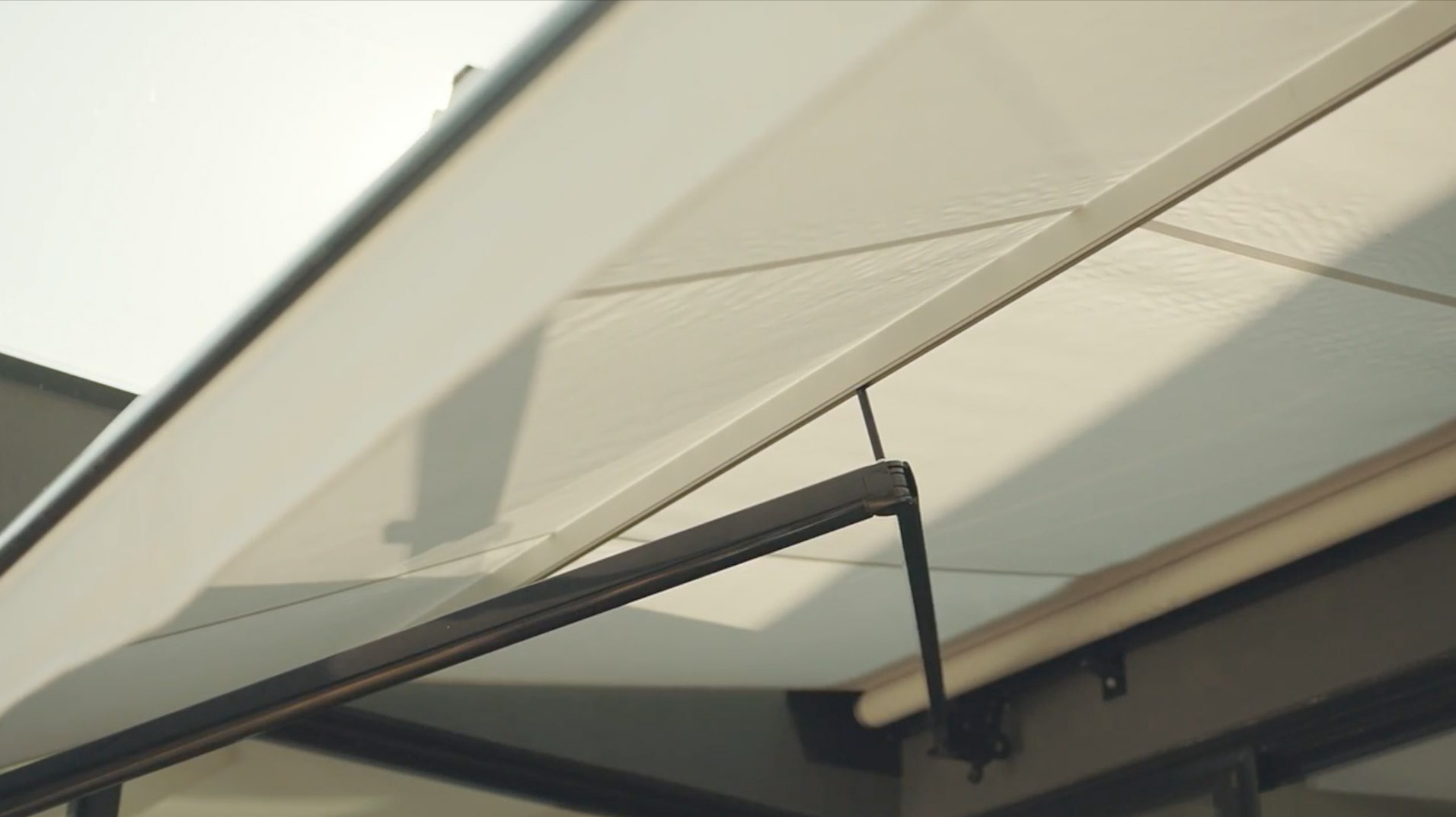 Motorize Your Retractable Awning And Automate Home With Somfy