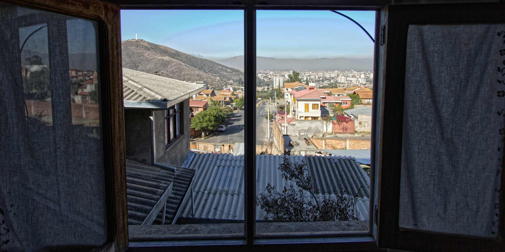 the view from here somfy the view from veronica s window in cochabamba